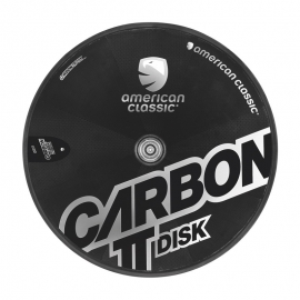 Lenticulaire American Classic Carbon TT Boyau
