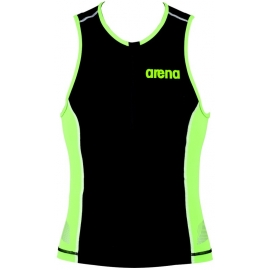 Tri Top ARENA Homme ST BLACK, PEA_GREEN