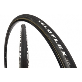 Boyau Veloflex Carbon Full Black