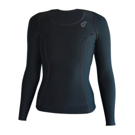 MAILLOT MANCHES LONGUES FEMME BSC Compression