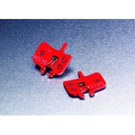 TOP AFFAIRE - Paire plaquettes pour freins a disque KCNC