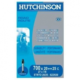 Chambre a air Hutchinson Valve standard 700x18/25