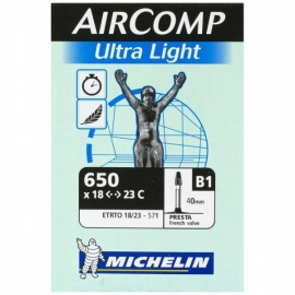 Chambre a air route MICHELIN Ultralight 650x18-23