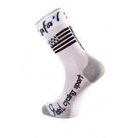 Socquettes RAFA'L CARBONE COUNTRY BREIZH