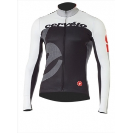 Maillot manches longues Hiver CASTELLI Cervelo Winter Jersey 2015