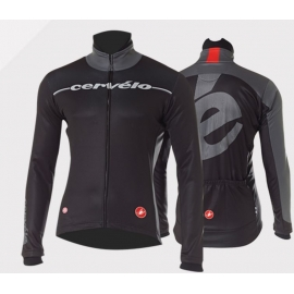 Veste coupe vent thermique CASTELLI CERVELO Windstopper Jacket 2015