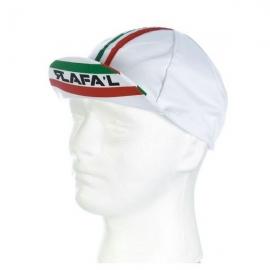 Casquette visiere RAFA'L Italie Blanche