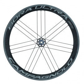 Paire Roues Campagnolo BORA ULTRA 50 DARK LABEL pneus