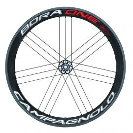 Paire Roues Campagnolo BORA ONE 50 BRIGHT LABEL pneus