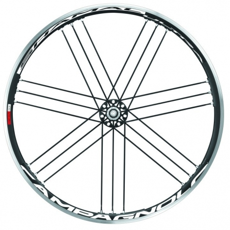 Paire Roues Campagnolo Shamal Ultra 2 Way FIT BLACK Tubeless