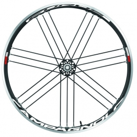 Paire Roues Campagnolo Eurus 2 Way FIT BLACK Tubeless