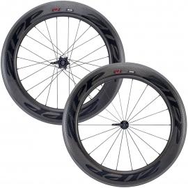 Paire Roues Zipp 808 Firecrest pneus