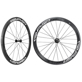 Paire Roues RAR OPTIMAL AERO 46 Carbone Pneu