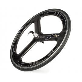 Roue avant HED H3 PLUS pneu