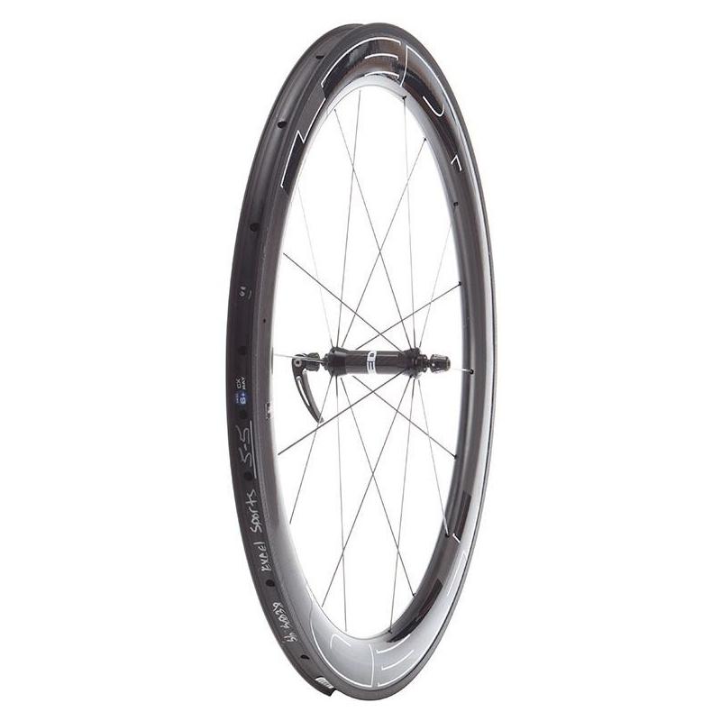 roue avant hed jet 6 black pneu planetecycle. Black Bedroom Furniture Sets. Home Design Ideas