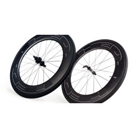 Roue arriere HED STINGER 9 boyau