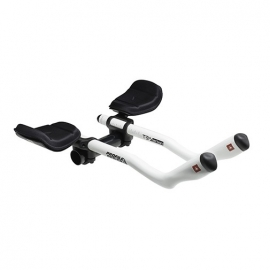 Clip on Profile Design T3 Plus Carbon Blanc