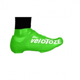 Couvres Chaussures VELOTOZE Latex Basses GREEN