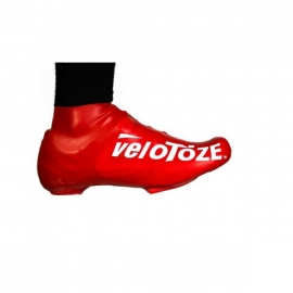 Couvres Chaussures VELOTOZE Latex Basses RED