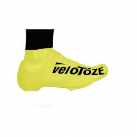 Couvres Chaussures VELOTOZE Latex Basses YELLOW