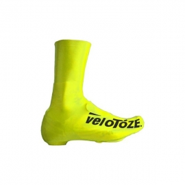Couvres Chaussures VELOTOZE Latex Hautes YELLOW