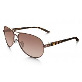 OAKLEY Feedback Rose Gold - VR50 Brown Gradient OO4079-01