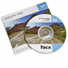 DVD TACX Real life video