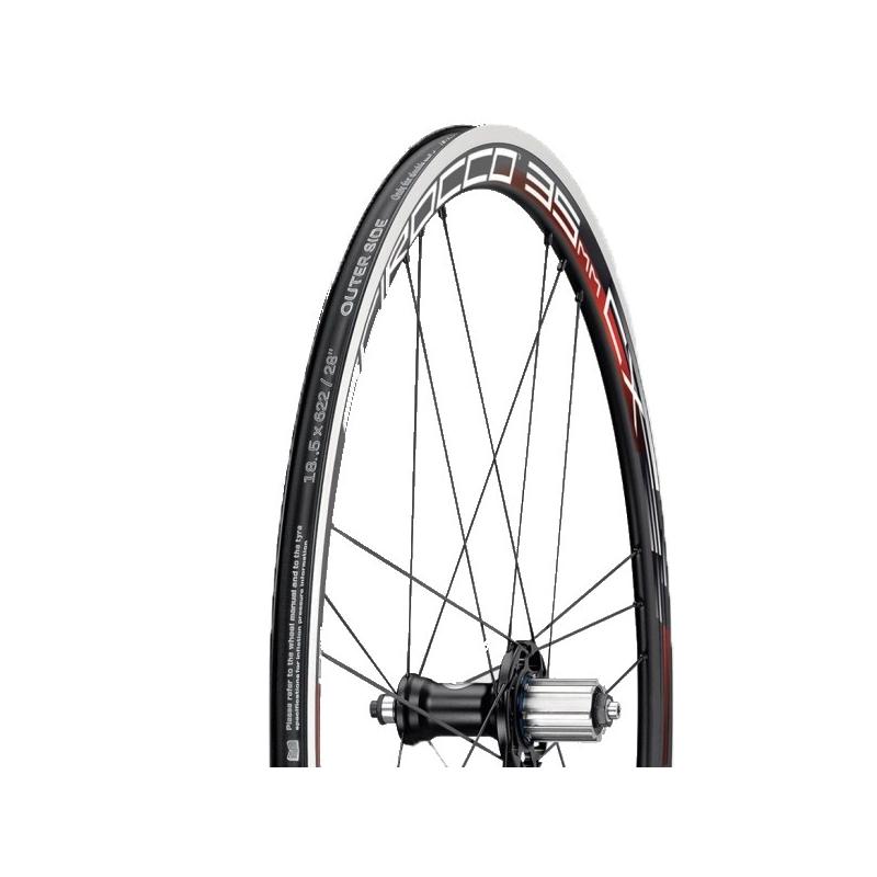 paire roues campagnolo scirocco cx black pneus troit 2017 planetecycle. Black Bedroom Furniture Sets. Home Design Ideas