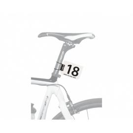 Fixation pour plaque vélo BBB BSP-95 Numberfix