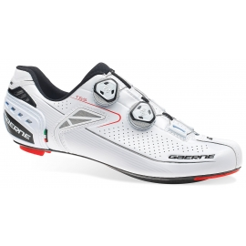 GAERNE Carbon G Chrono Plus White - Chaussures velo route