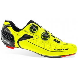 GAERNE Carbon G Chrono Plus Yellow - Chaussures velo route
