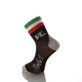 Socquettes RAFA'L CARBONE Selection ITALIE Black