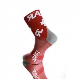 Socquettes RAFA'L CARBONE Selection 2 SUISSE