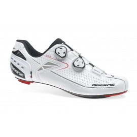 GAERNE Composite Carbon G Chrono Plus White - Chaussures velo route