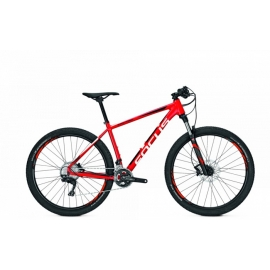 FOCUS Black Forest Pro 27  - Firered/White - 2017