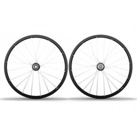 Paire roues Lightweight GIPFELSTURM WEISS EDITION