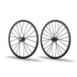 Paire roues Lightweight GIPFELSTURM SCHWARZ EDITION