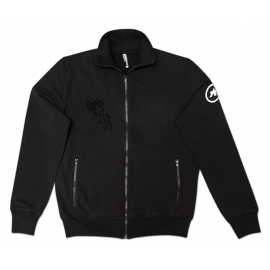 Veste ASSOS Felpa Jack ASSOS Werksmannschaft - 2017 - Signature Collection