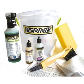 Kits de nettoyage complet PEDROS Mini Pit Kit 3,0