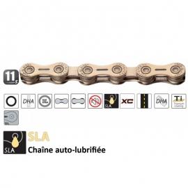 Chaine 11 vitesses Yaban SLA H11 TI