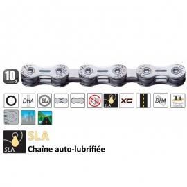 Chaine 10 vitesses Yaban SLA H10 S2