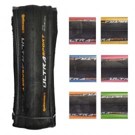 Pneu Continental Ultrasport 2 Souple 700x23 noir