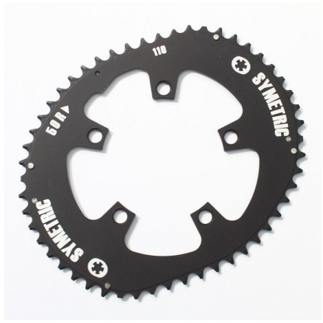 Grand plateau externe 5 branches Compact 110mm OSYMETRIC
