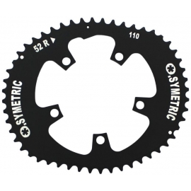 Kit Plateaux Route 5 branches Compact 110mm OSYMETRIC