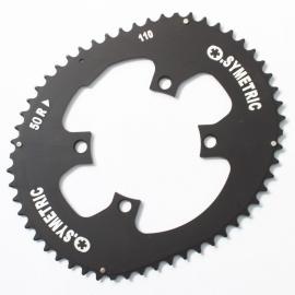 Kit plateaux Osymetric 4 branches pour pedaliers SHIMANO DURACE FC 9000 - ULTEGRA FC 6800