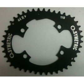 Kit plateaux CYCLO CROSS 4 branches 110mm OSYMETRIC