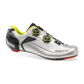 GAERNE Carbon G Chrono Plus Silver - Chaussures velo route