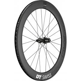 Paire Roues DT Swiss PRC 1400 SPLINE 65 Pneu