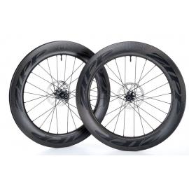 Paire Roues Zipp 808 Carbon Tubeless Disc Brake 2018