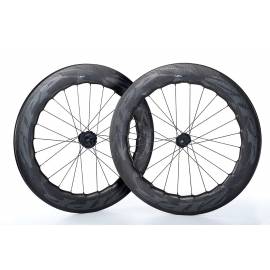 Paire Roues Zipp 808 NSW Carbon Tubeless Disc Brake 2018